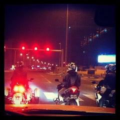 Photo taken at Ramada Intersection | تقاطع رامادا by Nadine A. on 12/31/2012