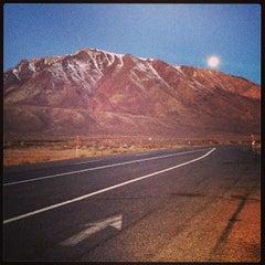 Photo taken at Crowley Lake by Haley W. on 1/17/2014
