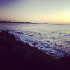 Photo taken at South Cronulla Beach by Aaron M. on 5/2/2013