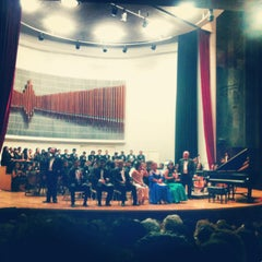 Photo taken at Conservatorio Nacional de Música by Pachekitarules on 6/28/2013