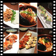 Photo taken at Sushi Zanmai by JEssilyn T. on 10/14/2012