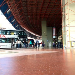 Photo taken at Terminal de ómnibus de Córdoba by R Fer P. on 12/23/2012