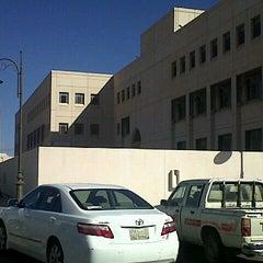 Photo taken at Islamic University of Madinah by Ryan H. on 11/18/2012