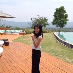 Photo taken at sala khaoyai (ศาลา เขาใหญ่) by wingwing f. on 4/13/2015