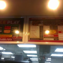 Photo taken at Papa John's by Jose Juan V. on 12/29/2012