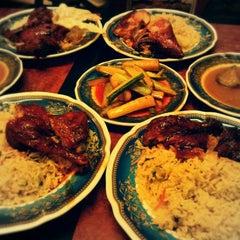 Photo taken at Restoran Mahbub by Atikah S. on 9/26/2012
