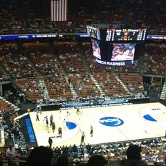Photo taken at Frank Erwin Center (ERC) by Wiley P. on 3/22/2013