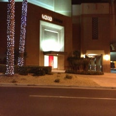 Photo taken at Nordstrom Scottsdale Fashion Square by Kristy W. on 11/3/2012