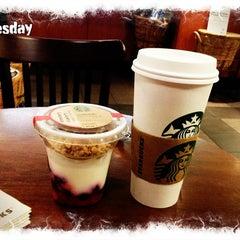Photo taken at Starbucks by Benjamin on 3/26/2013