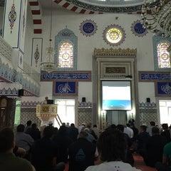 Photo taken at Etiler Camii by Murat A. on 6/19/2015