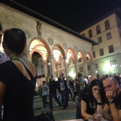 Photo taken at Residence Palazzo dei Ciompi Florence by Sophia S. on 4/30/2013