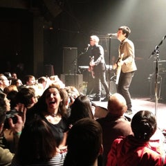 Photo taken at Music Hall of Williamsburg by John M. on 5/4/2013