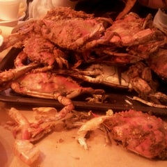 Photo taken at Bottom Of The Bay Seafood by LaShantha G. on 12/23/2012