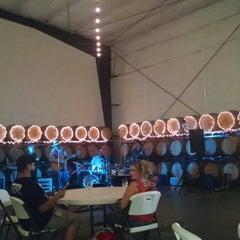 Photo taken at CRU Wine Company by Nancy D. on 8/23/2014