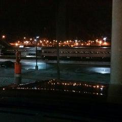 Photo taken at Gateway Multimodal Transportation Center by Justin H. on 3/4/2013