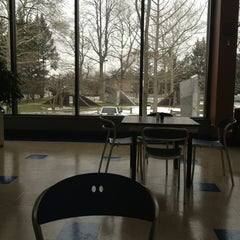Photo taken at Student Center Dining Hall by Arian C. on 2/5/2013