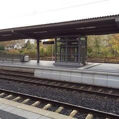 Photo taken at Speyer Hauptbahnhof by Franz-Michael D. on 10/27/2013