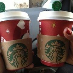 Photo taken at Starbucks Coffee by Jose M. on 12/11/2012