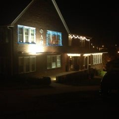 Photo taken at Phi Delta Theta House by Olivia L. on 1/12/2013