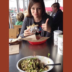 Photo taken at Chipotle Mexican Grill by Tyler E. on 11/16/2014