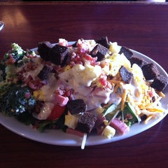 Photo taken at Ruby Tuesday by Jess Ponyboy N. on 8/11/2014