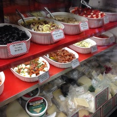 Photo taken at Ferrucci's Italian Market by Michael M. on 6/5/2014