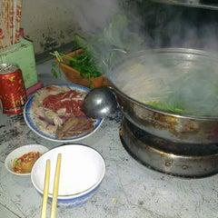 Photo taken at Hải sản chợ KimLiên by BossTuan S. on 1/13/2013