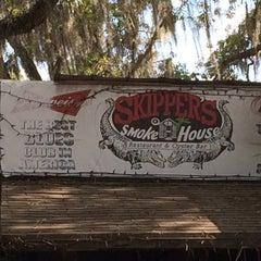 Photo taken at Skipper's Smokehouse by Jonathan P. on 6/13/2015