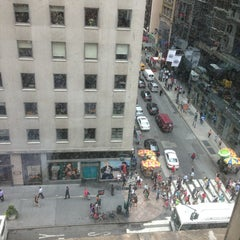 Photo taken at LIM College - 5th Avenue by Lis K. on 7/25/2013