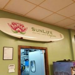 Photo taken at SunLife Organics by Daniel J. on 9/1/2015