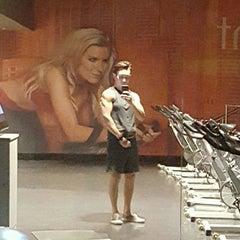 Photo taken at LA Fitness by Daniel J. on 6/27/2015