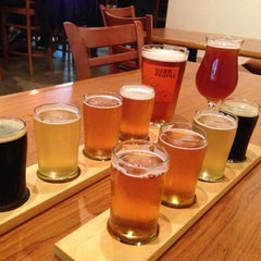 Photo taken at Eagle Rock Brewery by Todd S. on 12/16/2012