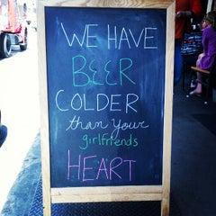 Photo taken at Lavaca Street Bar & Grill by Olivia U. on 3/15/2013