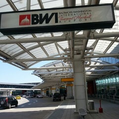 Photo taken at Baltimore / Washington International Thurgood Marshall Airport (BWI) by Corri D. on 4/26/2013