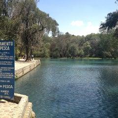 Photo taken at Parque Ecoturistico San Miguel Regla by Txopi R. on 4/4/2013