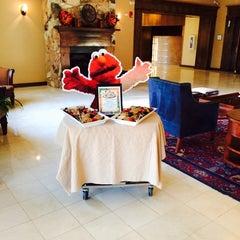 Photo taken at Sheraton Bucks County Hotel by Ugur Y. on 6/6/2014
