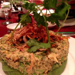 Photo taken at Âu Lạc - Vietnamese Humanese Cuisine by Kimberly H. on 8/25/2013