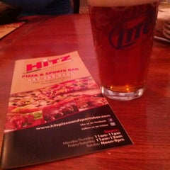 Photo taken at Hitz Pizza & Sports Bar by Anthony M. on 12/1/2013