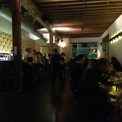 Photo taken at Longrain Restaurant & Bar by Ed L. on 5/19/2013