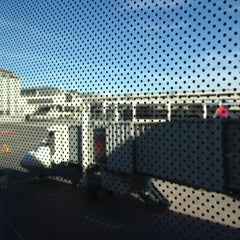 Photo taken at Gate A29 by Seung Min 'Mel' Y. on 3/16/2014