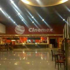 Photo taken at Cinemex Atlacomulco by Luis Enrique V. on 10/5/2013