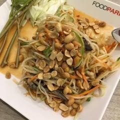 Photo taken at FoodPark @ Central Plaza Phitsanulok by Kittichai K. on 2/20/2016