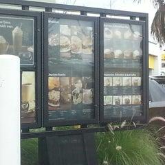 Photo taken at Starbucks by Nancy R. on 1/27/2013