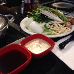 Photo taken at Tokyo Shabu Shabu by Dell L. on 2/8/2015