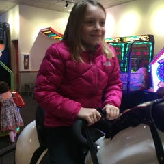 Photo taken at Chuck E. Cheese's by Jennifer D. on 3/1/2014