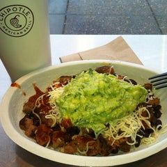 Photo taken at Chipotle Mexican Grill by Michael S. on 3/6/2013