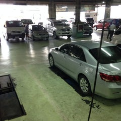 Photo taken at Toyota North Edsa by Tj A. on 8/7/2014