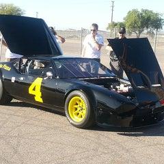 Photo taken at Firebird International Raceway by Dave R. on 4/25/2013