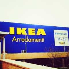 Photo taken at IKEA by Popoy D. on 12/4/2012
