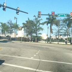 Photo taken at Town of Palm Beach by George B. on 3/28/2013